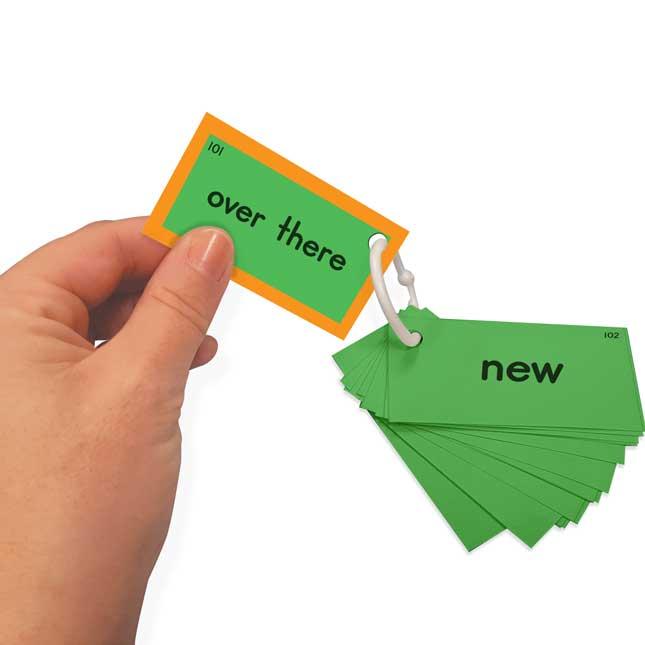 EZread™ Sight Word Mini Flash Cards: Fry Set