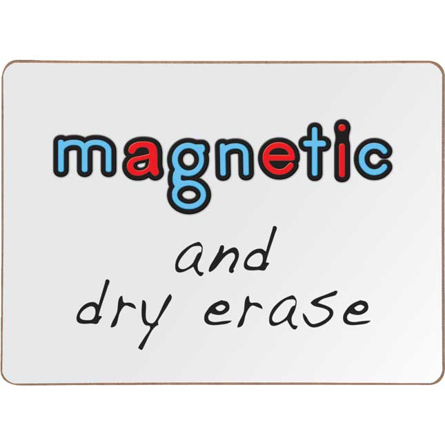 MAGtivity Tins with Soft Touch™ Magnetic Letters Classroom Kit