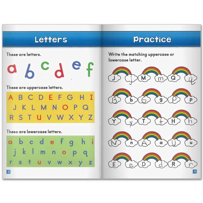 Reading Learning Journals™ - Letters, Words, And Sentences