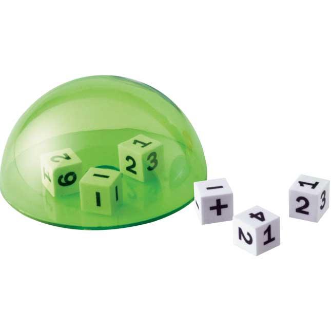 Dice Domes Math Activity Set
