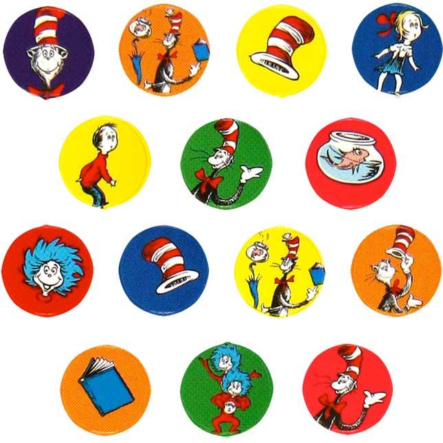 Dr. Seuss™ Mini Reward Chart Game