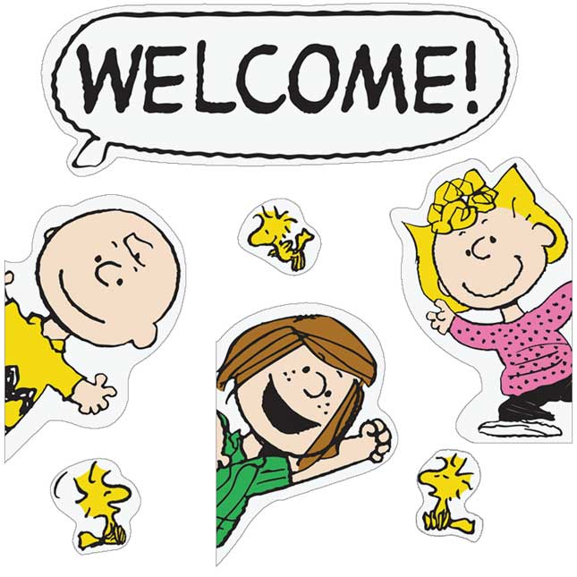 Peanuts® Welcome Go-Around