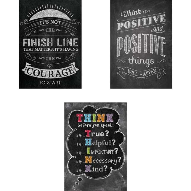 Inspire U Posters - Set 4