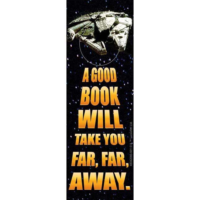 Star Wars™ Millennium Falcon Bookmarks