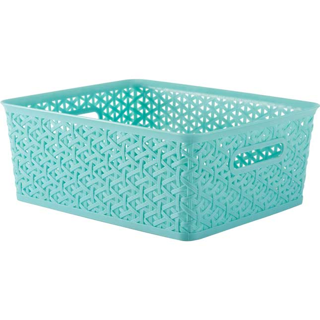 Shoreline Plastic Basket - Medium