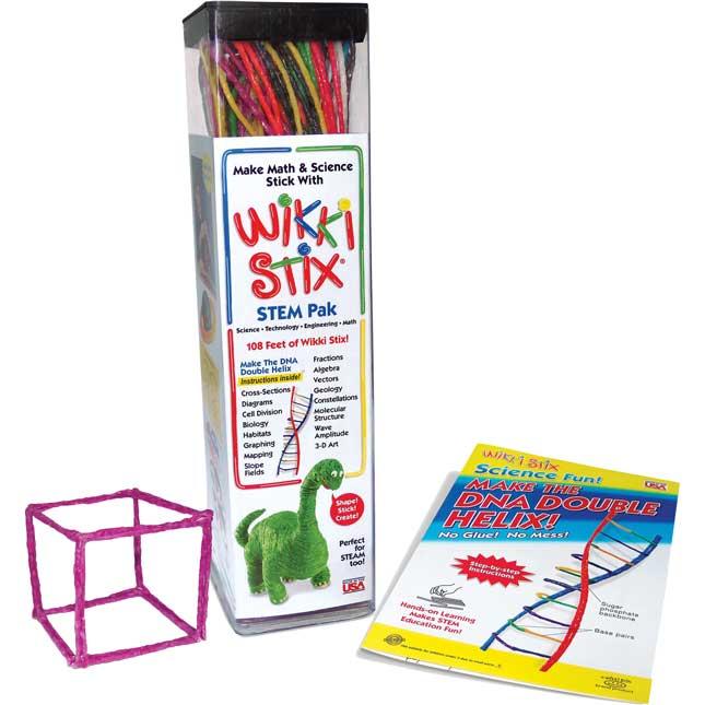 Wikki Stix STEM Pack