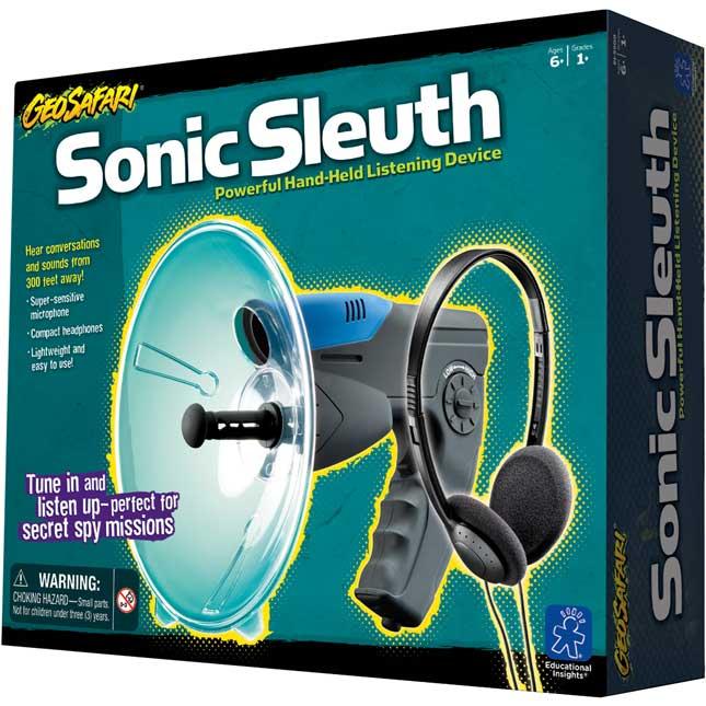 Geosafari® Sonic Sleuth