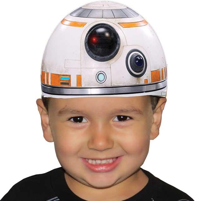 Star Wars™ BB-8 Wearable Cutout Hats