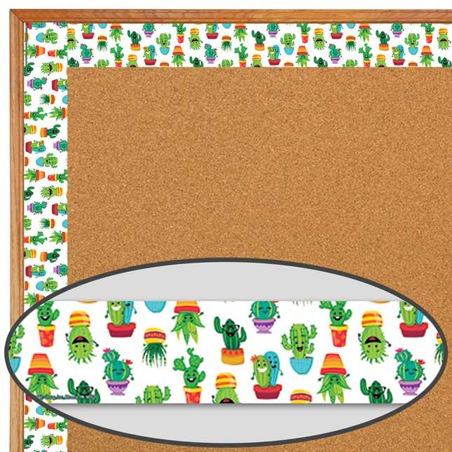 A Sharp Bunch Mini Cactus Friends Deco Trim