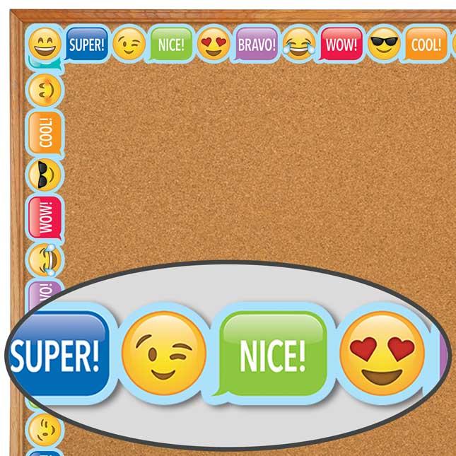 Emoji Decor Kit