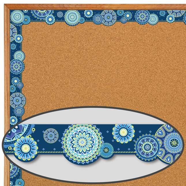 Blue Harmony Extra Wide Deco Trim Bundle