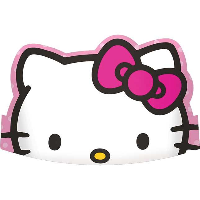 Hello Kitty Wearable Hats