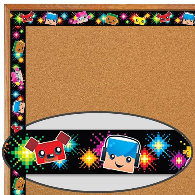 BlockStars™ Kids Border Trim