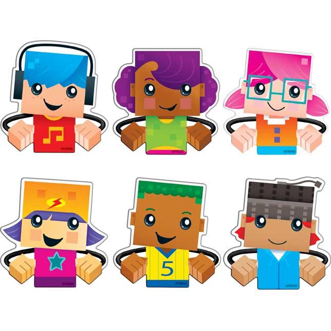 BlockStars™ Kids Mini Accents Variety Pack