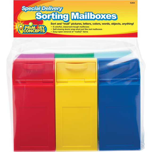 Sorting Mailboxes