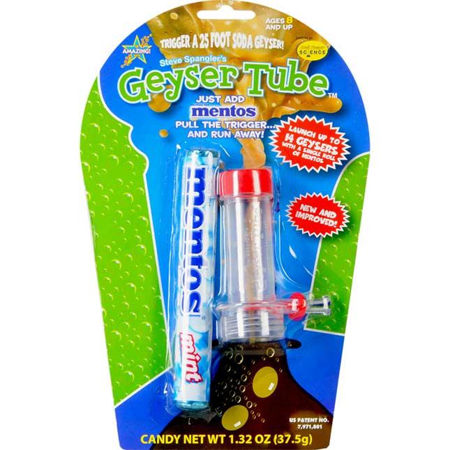 Geyser Tube™ - Set Of 50