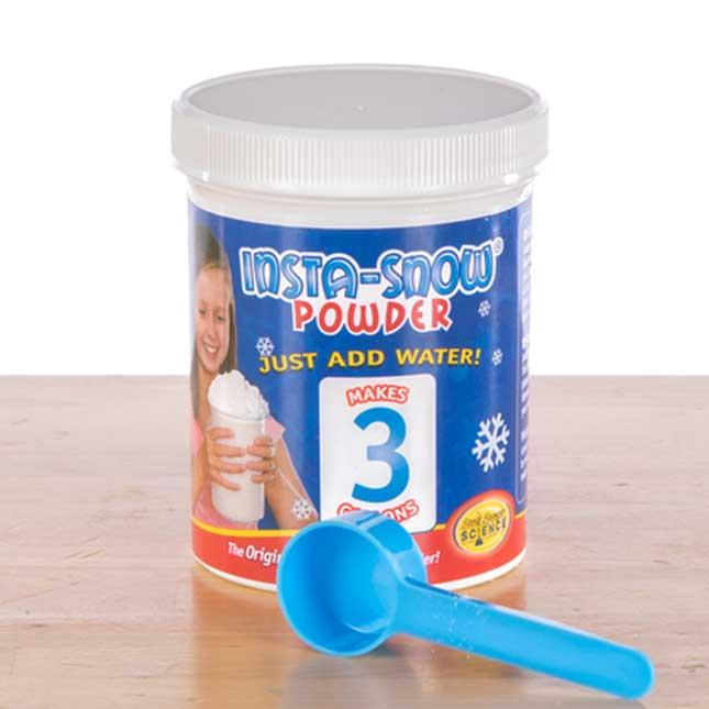 Insta-Snow® Jar