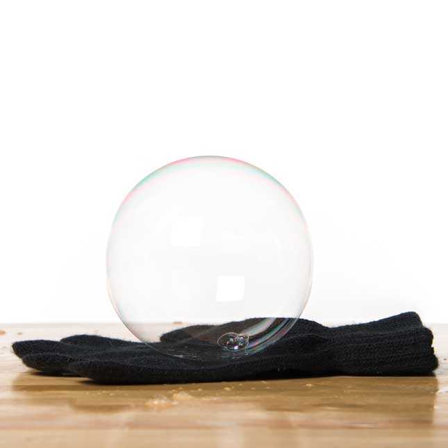 100th Day Science Challenge™ - Bouncing Bubbles Kit By Steve Spangler Science™