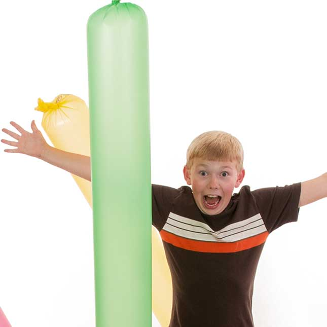 100th Day Science Challenge™ - Windbags And Air Structures Kit By Steve Spangler Science™