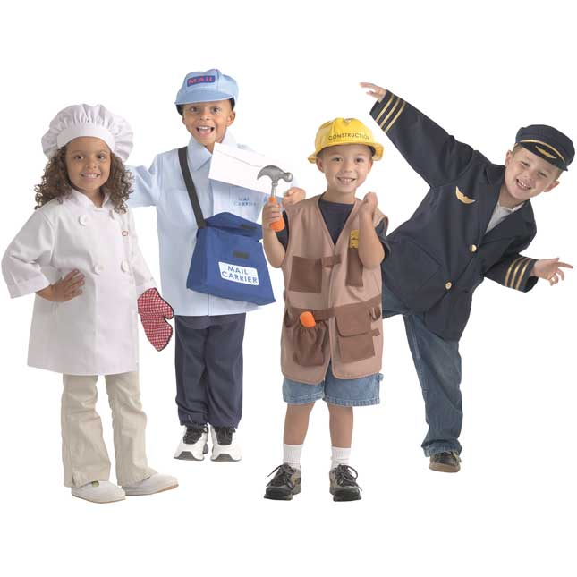 Our Community Helper Dramatic Dress Ups Collection
