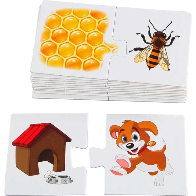 Make A Match - Animal Habitat