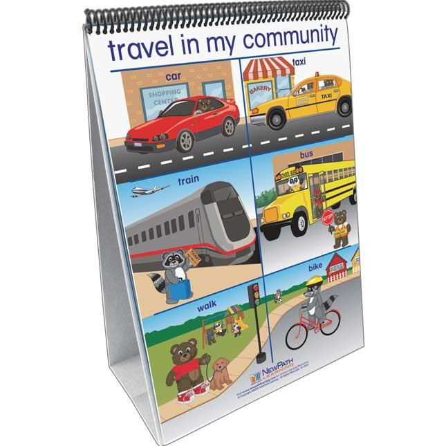 My Community Flip Charts - English