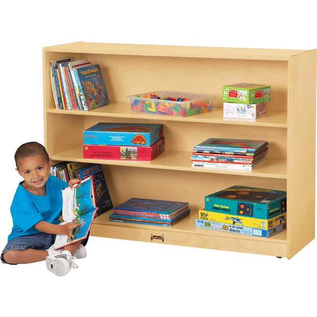 Jonti-Craft® Super-Sized Adjustable Bookcase