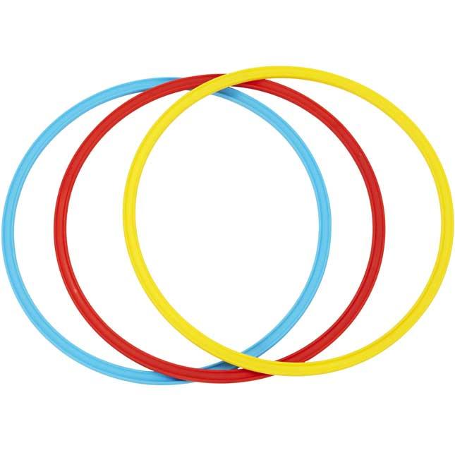"""Hoops - 19½ """" - Set of 3"""