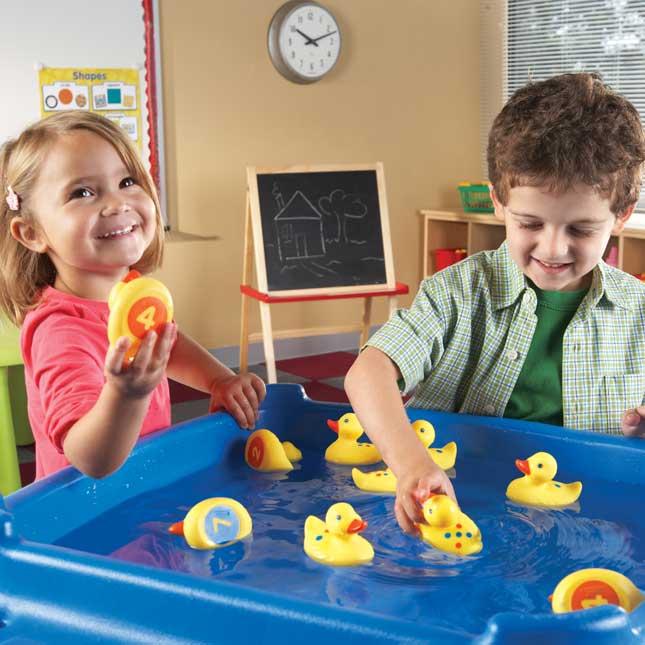 Smart Splash Number Fun Ducks