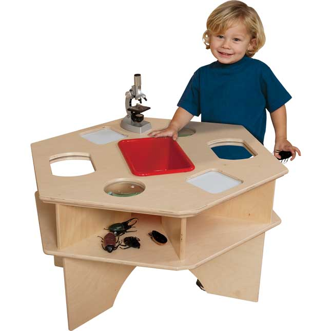Deluxe Science Activity Table