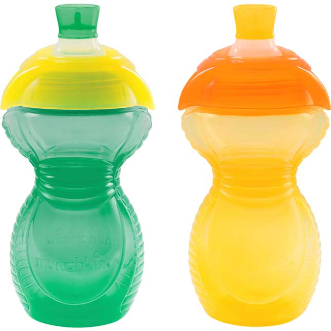 Click Lock™ 79-Oz. Bite Proof™ Sippy Cup Assortment