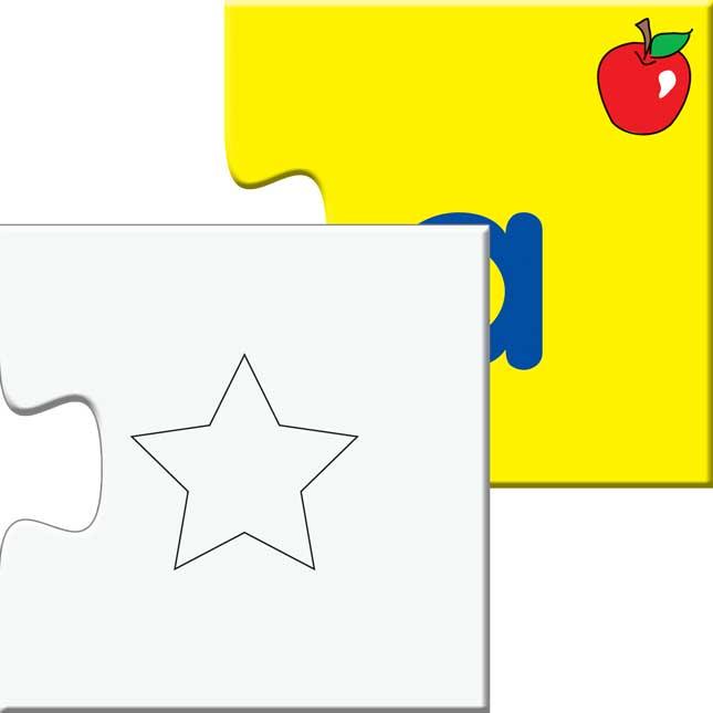 Find-A-Pair Puzzles™ - Alphabet Letters