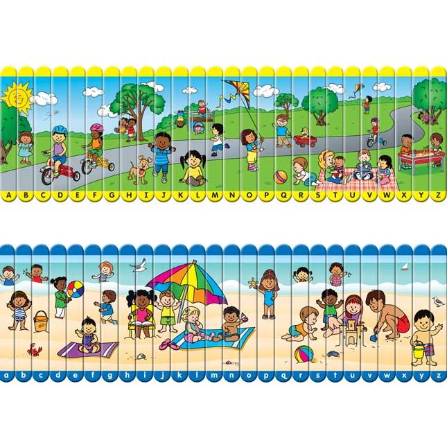 Picture Sticks™ - Alphabet
