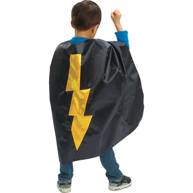 Excellerations® Reversible Fabric Capes - Set Of 4